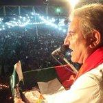 SMQ addressing the massive Jalsa at Umerkot. http://t.co/G4GlVaHEoD