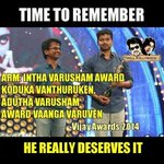 RT @vigneshrash: @anirudhofficial @ARMurugadoss @Vijay_cjv @Samanthaprabhu2 @actorsathish #Kaththi will be remembered for years http://t.co/nMnKWfKQbA