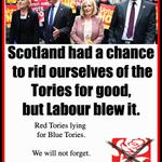#RIPScottishLabour @billyjYES @SaltireBlack @NursieDear25 @YouYesYetx Red Tories lying for Blue Tories http://t.co/6kKrw5BD99