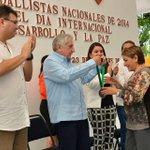 En las nueve competencias organizadas por la #Conade2014, #Tabasco obtuvo 86 medallas, entre oro, plata y bronce . http://t.co/J4anFMUycm