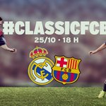 RT @FCBarcelona: Infographic for the Clasico at the Bernabéu http://t.co/ahPEHqEwAg http://t.co/trw8N3dVjX