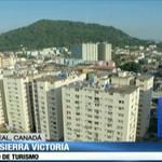 RT @tvnnoticias: Ministro de Turismo, Jesús Sierra: Estamos en feria de turismo en Montreal, Canadá. #Panama http://t.co/ZnrG46ywp5