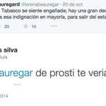 En #Tabasco el mismo PRD intolerante de Guerrero. Linchan con troles a sus adversarios en redes sociales @MaguMonero http://t.co/6MG3gCQyfV