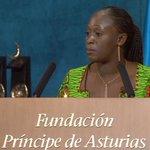 RT @JostoMaffeo: Valiente periodista, certeras denuncias en su dircurso. Caddy Adzuba, #PremiosPríncipe de Asturias de la Concordia http://t.co/mBLUvKLy0B