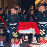 Wishing a safe and honorable drive home for our fallen hero Crp. Nathan Cirillo #HighwayOfHeros #RIP #Strong&Free http://t.co/xs9rK7v3QB