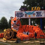 We Too Deep! Check out our 2014 Homecoming Float! Thanks to all Alumni and @ClemsonTheta for the help! @ChiPsiTweets http://t.co/wXQu6wbJqy