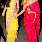 From @deepikapadukone to @iHrithik: Stars at @aamir_khan's Diwali party IN PICS: http://t.co/kwZtTjuVho http://t.co/cv7tB0ED8O
