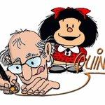 RT @aprensamadrid: #PremiosPrincipe Quino, creador de Mafalda, primer dibujante que gana un premio Príncipe de Asturias. http://t.co/d7r2qCPopK