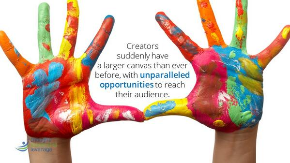 How are you creatively reaching your audience? #contentmarketing #thoughtleadership http://t.co/6mbaP7ifC1