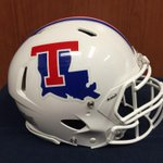 @LATechFB will debut a brand new white helmet this weekend against Southern Miss! #BulldogCountry #WeAreLATech http://t.co/B3IXyZk0xO
