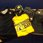 RT @WestVirginiaU: Reminder: Mountaineer Nation Day is tomorrow! RT to enter to win this prize pack! #WVUMND http://t.co/KzCQ3jkZYV