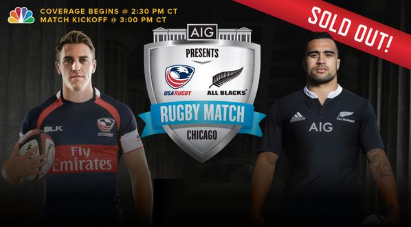 WE DID IT! #USAvAllBlacks has sold out an @nfl stadium! More: http://t.co/ArgaHZ3R4c. http://t.co/V8j3TVcfcb