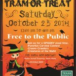 FREE fun at Tram-or-Treat tomorrow at the Wyler Aerial Tramway starting at noon! #ItsAllGoodEP http://t.co/7w23mSfwo2