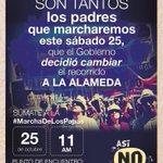 RT @Claunubed: BACHELET PARA TU WEBEO!!! #mañanaYoMarcho #DespiertaCHILE CAMINATA X LA EDUCACIÓN #asiNOlaquiero http://t.co/GkRZsPBykE