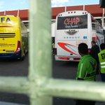 #Gallos y #América ya llegaron a La Corregidora @pressportmx http://t.co/bFv5EWin7X