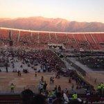 Así está el #EstadioNacional en la espera de @ricky_martin Nos preparamos con un especial en vivo ahora en @FMDOS http://t.co/OHeuoUKmCE