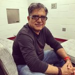 Very excited! RT @Feferang: Look who I caught backstage @DeepakChopra #LifeYouWantMIA