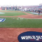 RT @SFGiantsFans: The big stage. #WorldSeries #SFGiants http://t.co/g9CFyo2N8j