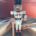 RT @sfballet: From our mascot to theirs! Wishing nothing but home runs for our #SFGiants in Game 3! @SFGiantsFans @SFGiants http://t.co/sJaHOZcscw