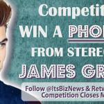 RT @ItsBizNews: #COMPETITION Win a PHONECALL with @StereoKicks @itsjamesgraham! Follow us & RT to enter!! #WIN #xfactor #StereoKicks http://t.co/gf61CmZLp9