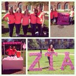Come out now to the York River lawn for ZTAs pink carnival event to support breast cancer awareness! #CNUHomecoming14 http://t.co/4AoxclG00V