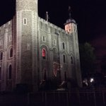 The Tower of London is ready to #RiseUp on Sunday. #UKFalcons http://t.co/erm4gT4PiP