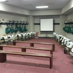 RT @Tyler_Cook04: @UAB_Football locker room is almost ready for tomorrow!! http://t.co/KpsdeCgcVw