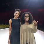 """""""@RickFolbaum: @IrikaSargent goes from @TheTalk_CBS to queen of TV @Oprah!! Dont miss it ONLY ON #CBS4 at 5 http://t.co/zB4W4V1FKz"""" BOOM"""