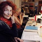 RT @Expressen: JUST NU. Skådespelerskan Kim Anderzon är död, hon blev 71 år gammal. http://t.co/uHnUQVEhx3