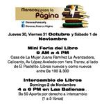 RT @SacudeteMaracay: Hoy se celebra el día del lector pero @MaracayPasaLaPg lo celebra en grande la semana que viene #Maracay http://t.co/Rd0jkWPnNC