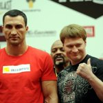 Александр Поветкин: Еще два-три боя, чтобы подойти к поединку с Кличко http://t.co/oibYJirEAh http://t.co/TUnqEAwVPf