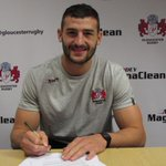 Jonny May signs a new long term contract with Gloucester Rugby! http://t.co/vADLKACPJf http://t.co/fGKqS0BEG4