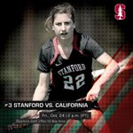 Just one hour until we get going against Cal on the @Pac12Networks. #gostanford #beatCal http://t.co/cBwrcBWHPl