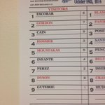 #Royals will lineup this way in Game 3 of the #WorldSeries. #TakeTheCrown http://t.co/AxTeNxrxhy