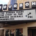 RT @Gnarwolves: Lincoln, Nebraska tonight! Cool sign too. http://t.co/doFg6VvTWi