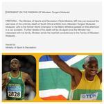 RT @SPORTandREC_RSA: STATEMENT released by @SPORTandREC_RSA cc @MbalulaFikile http://t.co/2I5H0EuHOD