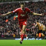 RT @LFC: STAT: Steven Gerrard has scored more goals against Hull (4 in 5 appearances) than any other player in #LFC history http://t.co/jalWsB5On0