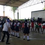 @SecretariaLocal promoviendo Estilos de Vida Saludables estudiantes IE Técnico la Esperanza @FredysSocarrasR http://t.co/KTHkZro6Hu