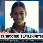 RT @CNNSitRoom: #Breaking: #MHPS witnesses ID school shooter as Freshman, Jaylen Fryberg. http://t.co/dJFxc2JZon @CNN http://t.co/GQ73reclvA