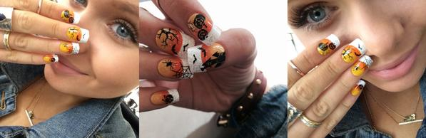 Looking for cool Halloween nails? @allisimpson #HalloweenimPRESS #imPRESSManicure #HalloweenNails http://t.co/n41l9ffWap