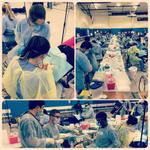 RT @UNCDentistry: More #UNC students, hard at work today! #UNCatMOM http://t.co/v5jwjeESej