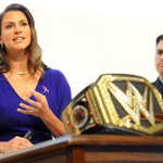 RT @WWECommunity: WWEs @StephMcMahon recently took part in the @M2Moms Conference to talk #MakingMomTheChamp! http://t.co/kIYgnsCIHd http://t.co/WvtwvCtYGf