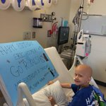 @TheRealHos35 a bday message from ur biggest fan #noahwilson ! @Royals @MLB @JoeTorre @DanScavino #KCRoyals http://t.co/uiFzf4ETy8