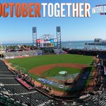 RT @SFGiants: Its a beautiful day Dont let it get away Its a beautiful day #SFGiants #OctoberTogether #WorldSeries http://t.co/pxkQHMXiD2