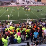 Tonights Game of the Week is #5 Bellevue West at #4 Central. Highlights on Friday Night Fever! #nebpreps http://t.co/PoxEouc0VM