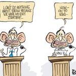 RT @StanSteam2: Abbott Govt failing on Ebola, says the Australian Medical Association http://t.co/8Qt4EwVNs1 #auspol #ebola http://t.co/kx1YiPsmln
