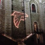 RT @RandyPremier: @Atlanta_Falcons sponsors and prospective partners are being welcomed at the Tower of London tonight #RiseUp http://t.co/e5ZsiquYL9