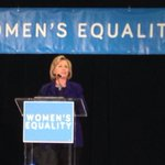 """RT @NARAL: RT @ProChoiceNY Hillary Clinton: """"I cant think of a better cause than womens equality."""" http://t.co/QWjC0wBHVQ"""