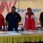 Gob. .@yelitzePSUV_ y Min. @ramolinap entregan vivienda 30 mil en el complejo hab Hugo Chávez #Monagas #Maturin http://t.co/xJo9QgGWo6