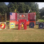RT @KappaSigma_CU: Come by and check out our homecoming float! Special thanks to @DeltaZetaClem for pairing with us this year! http://t.co/OcnpowMHr8